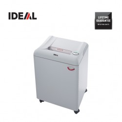 IDEAL 2501 SHREDDER 4MM STRIP CUT - 20 SHEETS
