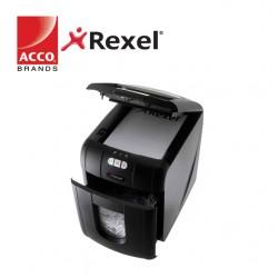 REXEL SHREDDER AUTO+ 100x  4x50MM CROSS CUT - 100 SHEETS