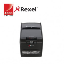 REXEL SHREDDER AUTO+ 60x  4x45MM CROSS CUT - 60 SHEETS