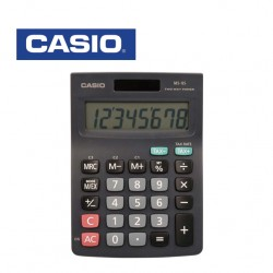 CASIO CALCULATORS - MS 8S