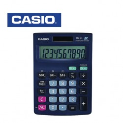 CASIO CALCULATORS - MS 10S