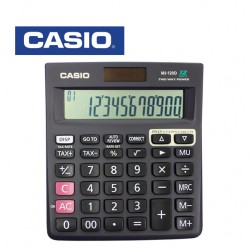 CASIO CALCULATORS - MJ 120