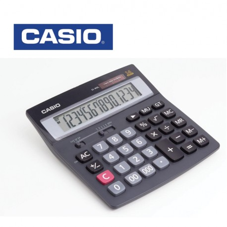 Casio Calculators D 40l Casabella Imports Ltd