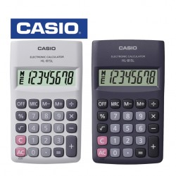 CASIO CALCULATORS - HL 815