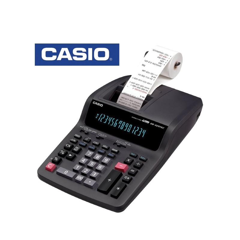 Casio Calculators Dr 320tec Casabella Imports Ltd
