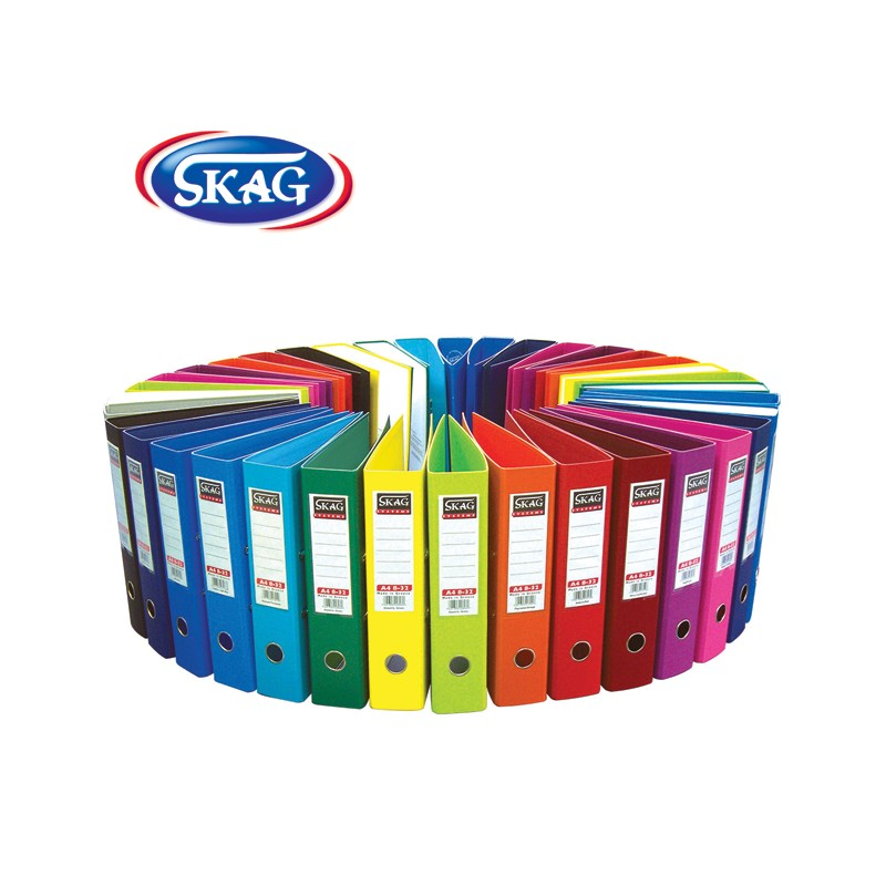 Skag P P Lever Arch Files A4 Or Foolscap Thick Or
