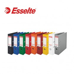 ESSELTE PREMIUM PLASTIC LEVER ARCH FILES  -  A4