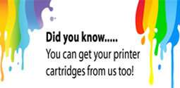 Out of Ink ??? Shop now your Ink & Toner Supplies